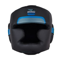 Bad Boy Pro Series 3.0 Fullface Headguard Blue