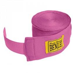 Benlee Handwraps Elastic 300cm Baby Pink
