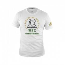 Adidas WBC Champ of Hope T-Shirt White