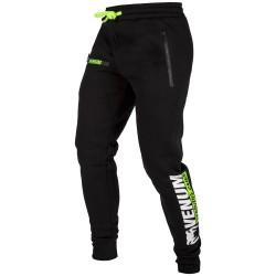 Venum Training Camp Jogging Pants Black Neo Yellow