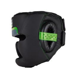 Abverkauf Bad Boy Pro Series 3.0 Fullface Headguard Green