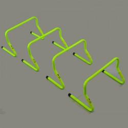 Phoenix Hürden Trainings Set 4 Stück Grün