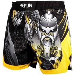 Venum Viking 2.0 Fightshorts Black Yellow