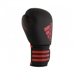 Adidas Hybrid 50 Boxhandschuhe Black Red