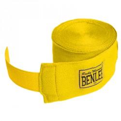 Benlee Handwraps Elastic 300cm Yellow