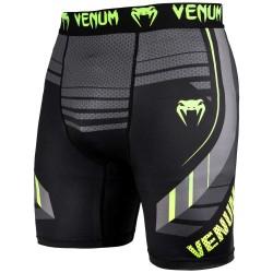 Venum Technical 2.0 Compression Shorts Black Yellow