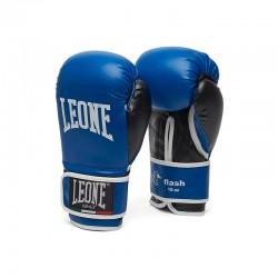 Leone 1947 Boxhandschuh Flash blau Kids