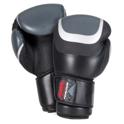 Bad Boy Pro Series 3.0 Boxing Gloves Black Grey