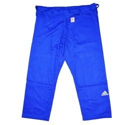 Adidas IJF Judohose blau