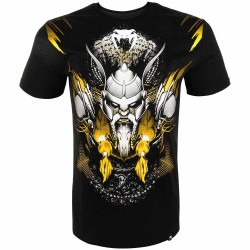 Venum Viking 2.0 T-Shirt Black Yellow