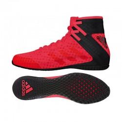 Abverkauf Adidas SpeedEx 16.1 Boxschuh rot schwarz
