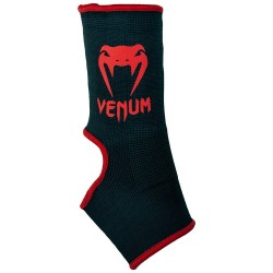 Venum Kontact Ankle Supports Black Red