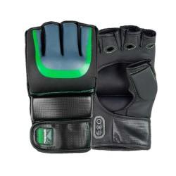 Bad Boy Pro Series 3.0 Gel MMA Gloves Green