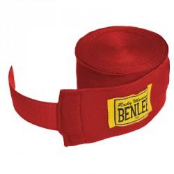Benlee Handwraps Elastic 450cm Red