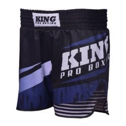King Pro Boxing Stormking 3 MMA Trunk Blue