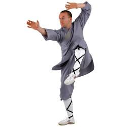 Kwon Shaolin Anzug Grau
