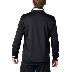 Adidas T19 TRK Jacket Black White DW6849