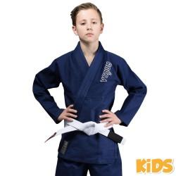 Venum Contender Kids BJJ Gi Navy Blue