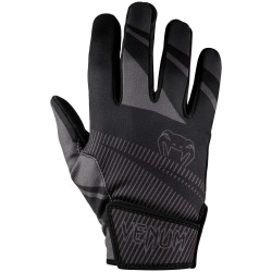 Venum Runner Gloves Black Grey
