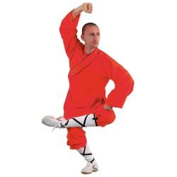 Kwon Shaolin Anzug Orange