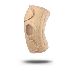 Mueller Kniescheiben Bandage beige