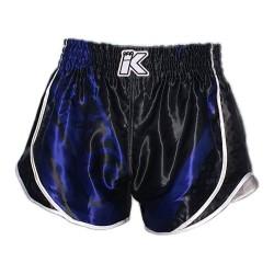 King Pro Boxing Stormking 3 Muay Thai Short Blue