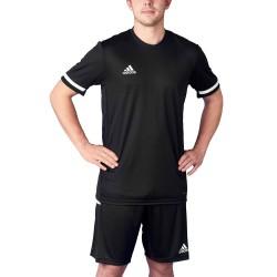 Adidas T19 Jersey Shirt SS Black White DW6894