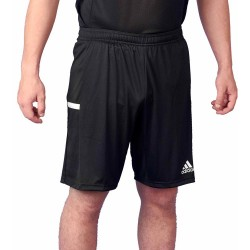 Adidas T19 Knee Shorts Black White DW6864