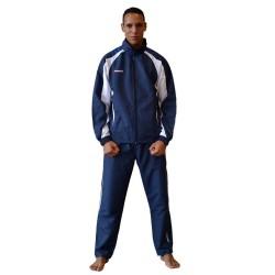 Hayashi Trainingsanzug Blau Weiss