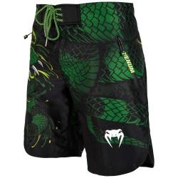 Venum Green Viper Boardshorts Black Green