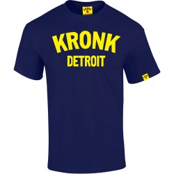 Kronk Detroit T-Shirt Navy