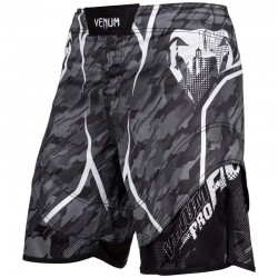 Venum Tecmo Fightshorts Dark Grey