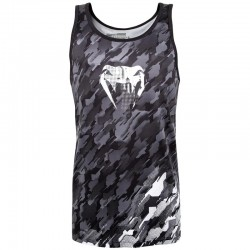 Venum Tecmo Tank Top Dark Grey