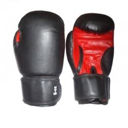 Boxhandschuhe Nylex Schwarz Rot