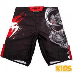 Venum Koi 2.0 Fightshorts Kids Black White