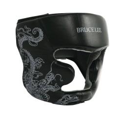 Bruce Lee Dragon Deluxe Kopfschutz Leder