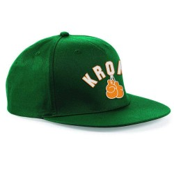 Kronk Gloves Snapback Cap Green