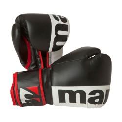 Manus 2Colour Boxhandschuhe 10oz Schwarz Weiss