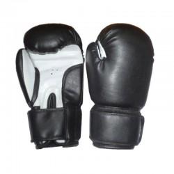 Boxhandschuhe Nylex Schwarz Weiss