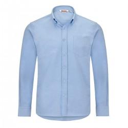 Lonsdale Lambourn Herren Slim Fit Shirt LS