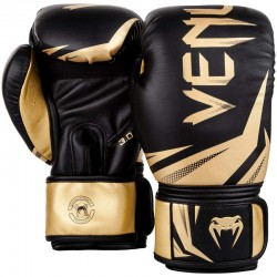 Venum Challenger 3.0 Boxing Gloves Black Gold