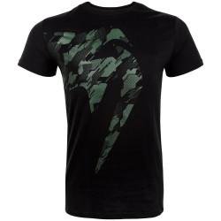Venum Tecmo Giant T-Shirt Black Khaki