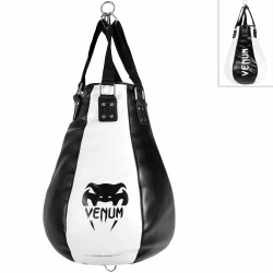 Venum Upper Cut Bag 85cm Black White