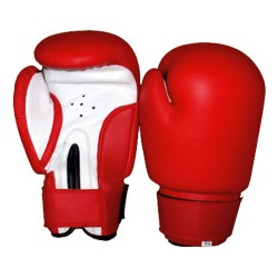 Boxhandschuhe Nylex Rot Weiss