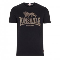 Lonsdale Newhaven Herren Slim Fit T-Shirt