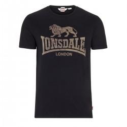 Abverkauf Lonsdale Newhaven Herren Slim Fit T-Shirt