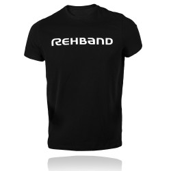 Rehband T-Shirt Men Schwarz