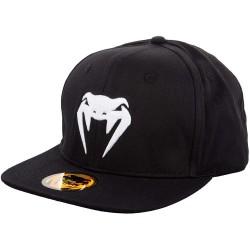 Venum Classic Snapback Cap Black White