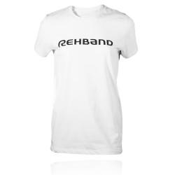 Rehband T-Shirt Women Weiss