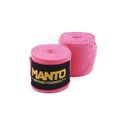 Manto Defend V2 Boxbandagen 4m Pink